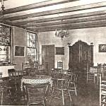 Padvindersboerderij interieur